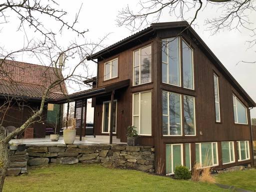 País de intercambio de casas Noruega,Randaberg, Rogaland,Nice big house by the sea, with greenhouse.,Imagen de la casa de intercambio