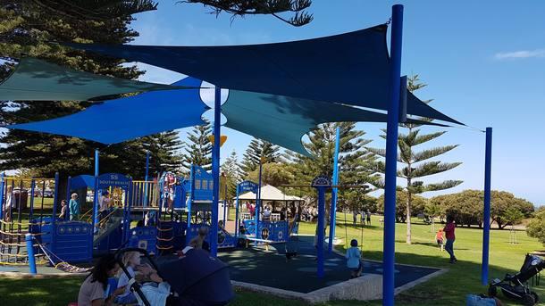 BoligBytte til Australien,SOUTH FREMANTLE, WA,Family home in quirky beachside suburb,Boligbytte billeder