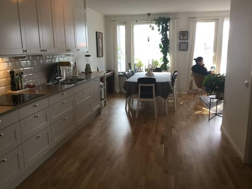 Home exchange in Sweden,Sundbyberg, Stockholm,New home exchange offer in Sundbyberg Sweden,Home Exchange & Home Swap Listing Image
