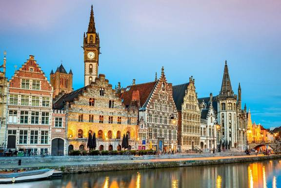 Koduvahetuse riik Belgia,gent, vlaanderen,Ghent center - Garden -  Bruges & BXl 25 min.,Home Exchange Listing Image