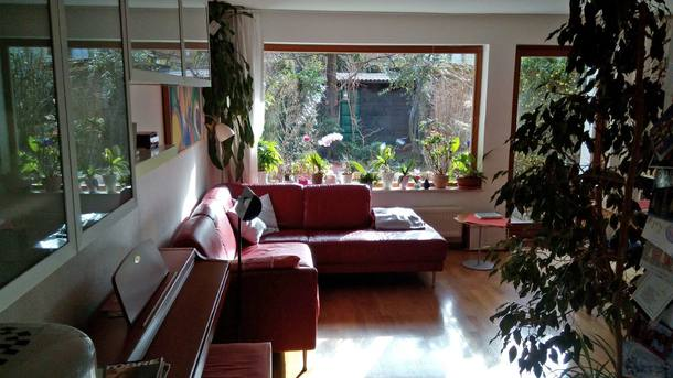 Kodinvaihdon maa Saksa,München, Bayern,Cosy sunny house in Munich with garden,Home Exchange Listing Image