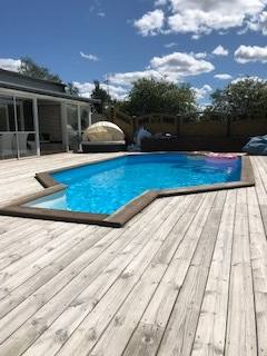 Huizenruil in  Zweden,Huddinge, Stockholm,Spacious villa with pool close to Stockholm C,Huizenruil foto advertentie