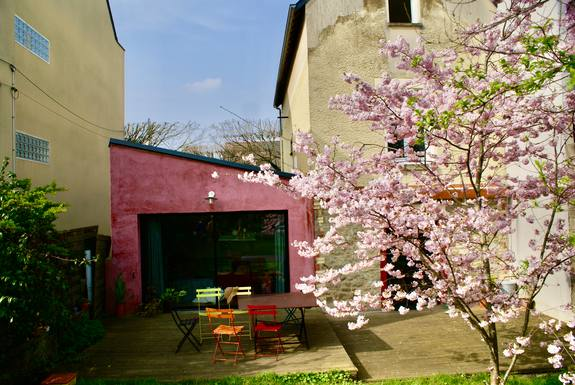 Home exchange country Fransa,Rennes, Bretagne,Charming town house in the center of Rennes,Home Exchange Listing Image