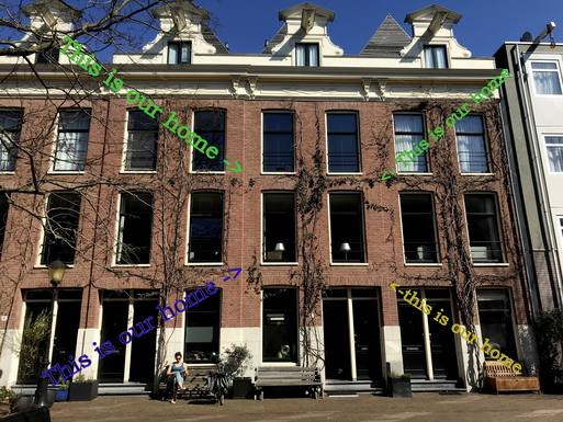 Huizenruil in  Nederland,Amsterdam, Noord Holland,Big City House,Huizenruil foto advertentie