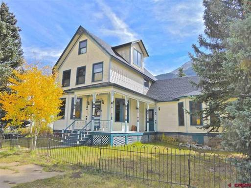 Home exchange in United States,Silverton, CO,Wildflower House -- Silverton, Colorado,Home Exchange  Holiday Listing Image
