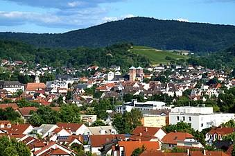 Kodinvaihdon maa Saksa,Bensheim, Hessen,New home exchange offer in Bensheim Germany,Home Exchange Listing Image