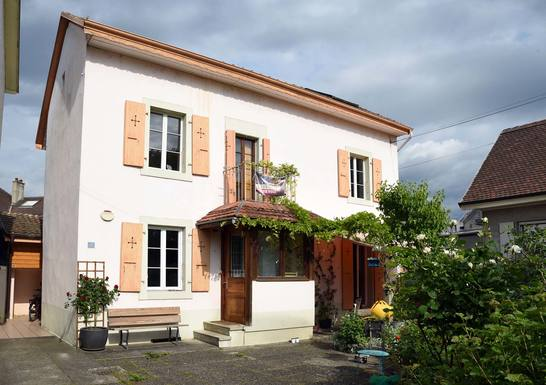 Koduvahetuse riik Šveits,Yverdon-les-Bains, Vaud,Cosy house for exchange | Yverdon-les-Bains,Home Exchange Listing Image