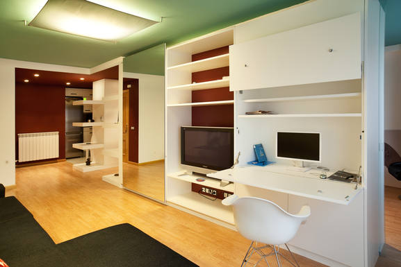 Home exchange country İspanya,LOGROÑO, Navarra,Moderno estudio en la capital del Rioja,Home Exchange Listing Image