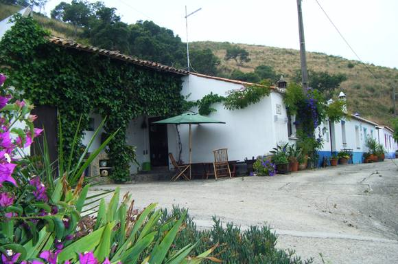 Home exchange country Portekiz,Bordeira, faro,Rustikales Haus an der Südwest Algarve,Home Exchange Listing Image