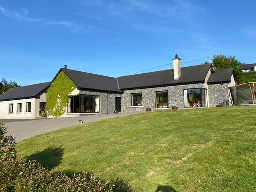 Home exchange in Ireland,Bunclody, County Wexford,A large, luxurious family home with stunning,Home Exchange & Home Swap Listing Image