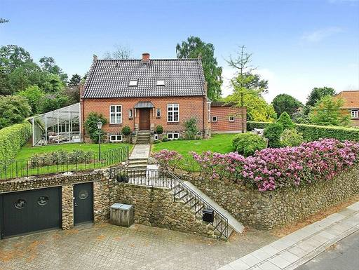 Wohnungstausch in Dänemark,Hammel, Midtjylland,Very charming villa close to Aarhus, Denmark,Home Exchange Listing Image