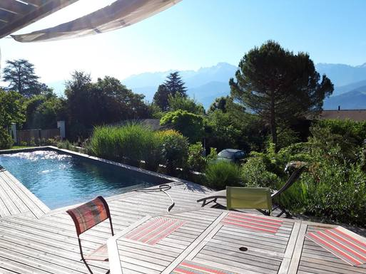 Home exchange in France,Biviers, Isère,Large brand-new home at the foot of the Alps,Home Exchange & Home Swap Listing Image