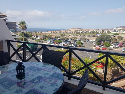 Home exchange in Spain,Golf del Sur, Santa Cruz de Tenerife,Canary Island - Tenerife - 1 bed apt Sea view,Home Exchange & Home Swap Listing Image