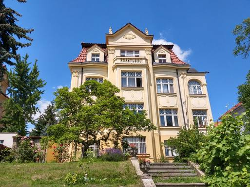 Home exchange country Çek Cumhuriyeti,Prague, Czech Republic,Old-style flat in a villa in centre of Prague,Home Exchange Listing Image