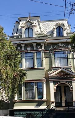 Bostadsbyte i USA,San Francisco, California,Classic 2 bedroom Victoria in San Francisco,Home Exchange Listing Image