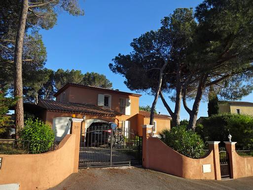 Bostadsbyte i Frankrike,frejus, Côte d'Azur,Villa exchange offer in frejus France,Home Exchange Listing Image