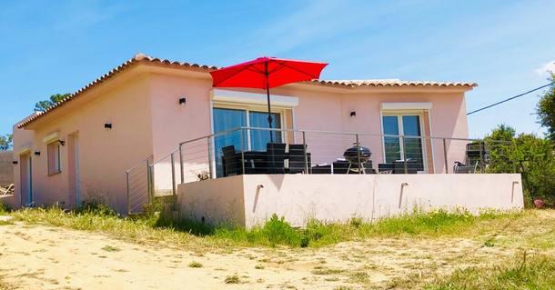 BoligBytte til Frankrig,Sainte lucie de porto Vecchio, Corse du sud,Belle maison moderne plage à pieds,Boligbytte billeder