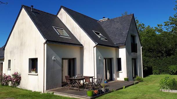 Home exchange in France,Brest, 25k, NE, Bretagne,France - Brest, 25k, NE - House (2 floors+),Home Exchange & Home Swap Listing Image