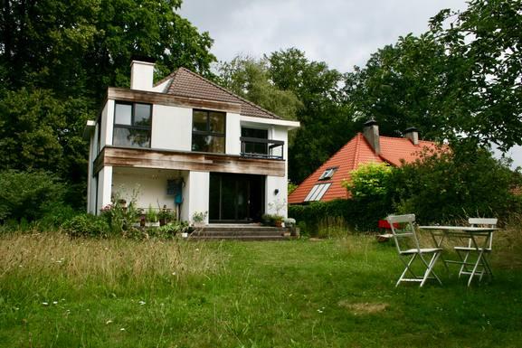 Huizenruil in  België,Kalmthout, Antwerpen,Spacious house in nature reserve.,Huizenruil foto advertentie