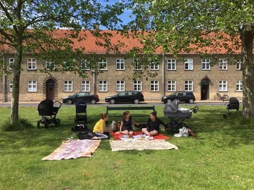 Koduvahetuse riik Taani,København Nv, Danmark,Lækker andelslejlighed ved Grundtvigs kirken,Home Exchange Listing Image