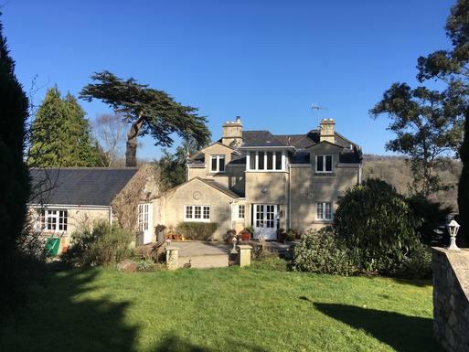 BoligBytte til Storbritannien,Bath, Somerset,6 bedroom family house in extensive grounds,Boligbytte billeder