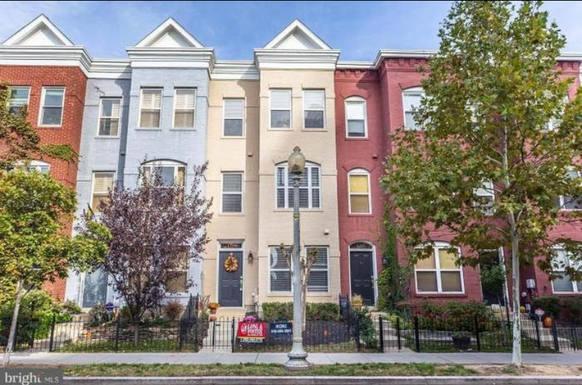 Scambi casa in: Stati Uniti,Washington, DC,Classic Washington D.C. rowhouse,Immagine dell'inserzione per lo scambio di case