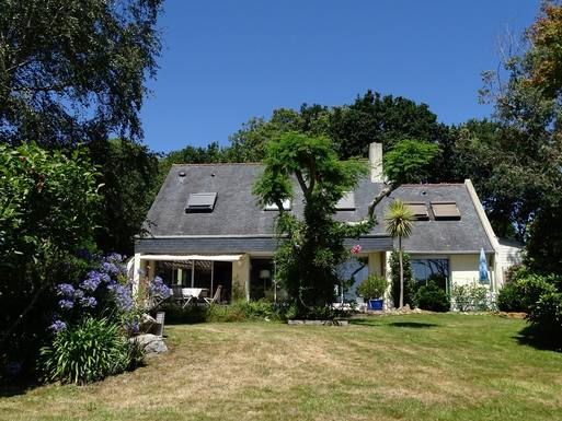 Home exchange in France,Tréméoc, Bretagne,MODERN, COSY HOUSE IN A VILLAGE, NEAR BEACHES,Home Exchange  Holiday Listing Image
