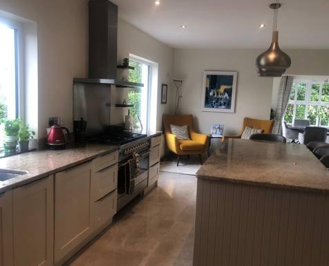 Huizenruil in  Ierland,Clarinbridge, Galway,New home exchange offer in Clarinbridge Irela,Huizenruil foto advertentie