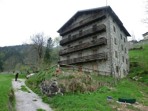 País de intercambio de casas Italia,Falcade, Veneto,Appartamento ristrutturato in casa primi '900,Imagen de la casa de intercambio