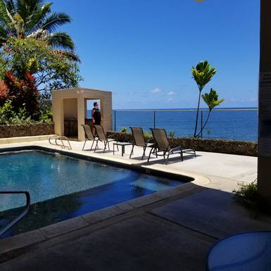 Bostadsbyte i USA,HILO, United States of America,Panoramic views of Hilo Bay & Hamakua Coast,Home Exchange Listing Image