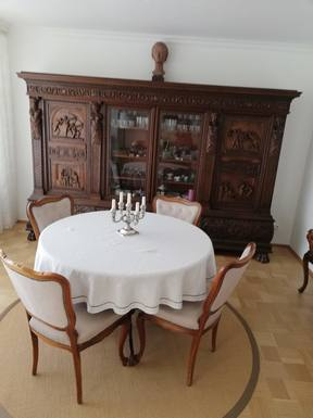 Home exchange in Germany,Königstein Ts., Hessen,Apartment close to Frankfurt / Main Germany,Home Exchange  Holiday Listing Image