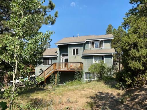 Échange de maison en États-Unis,Nederland, Colorado,Colorado Mountain Home,Echange de maison, photos du bien