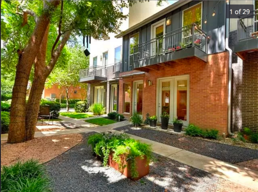 Kodinvaihdon maa Yhdysvallat,Austin, TX,Warm, Modern and Tidy Condo in Central Austin,Home Exchange Listing Image