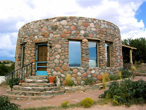"Wohnungstausch in Vereinigte Staaten,Abiquiu, New Mexico,""The Abiquiu House"" Abiquiu, New Mexico,Home Exchange Listing Image"