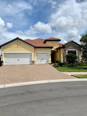 Home exchange in United States,Lakewood Ranch, Florida,Spacious home, lake views in Lakewood Ranch,Home Exchange & Home Swap Listing Image