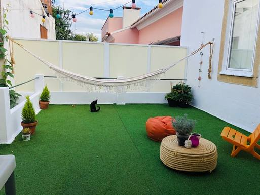 Home exchange in Portugal,Coimbra, Coimbra,apartment with large outdoor area,Home Exchange & Home Swap Listing Image