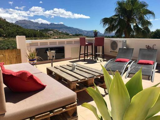 Home exchange in Spain,la nucia, alicante,Casa Agave - Costa Blanca - private pool - ja,Home Exchange & Home Swap Listing Image