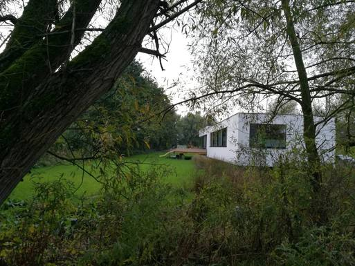 Home exchange in Belgium,Gent, Oost-Vlaanderen,New offer in Ghent Belgium the white bungalow,Home Exchange & Home Swap Listing Image