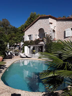 Home exchange in France,St paul de vence, Cote d'azur 06,New apartment exchange offer in St paul,Home Exchange & Home Swap Listing Image