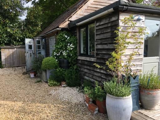 País de intercambio de casas Reino Unido,Swindon, Oxfordshire,Quirky bolthole Oxfordshire,Imagen de la casa de intercambio