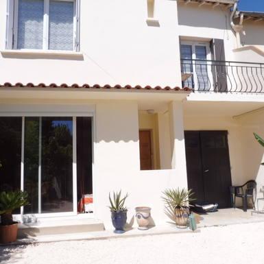 Échange de maison en France,Alès, Languedoc Roussillon,Would exchange  4 rooms house in Alès for lit,Echange de maison, photos du bien