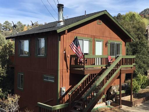 Scambi casa in: Stati Uniti,Pine Mountain Club, CA,Beautiful Mountain Home with Stunning Views!,Immagine dell'inserzione per lo scambio di case