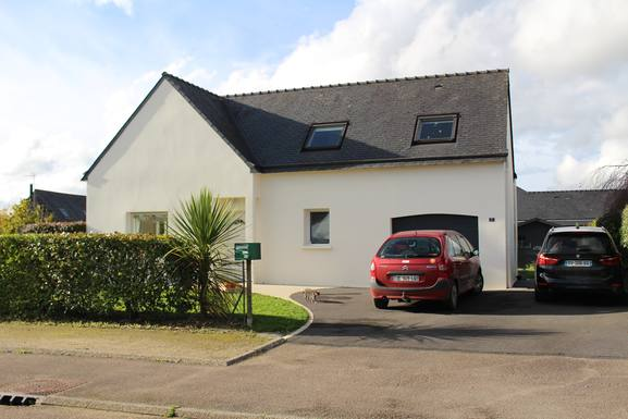 Home exchange in France,Morlaix, BRETAGNE,Sweet and modern Home in Morlaix France,Home Exchange  Holiday Listing Image