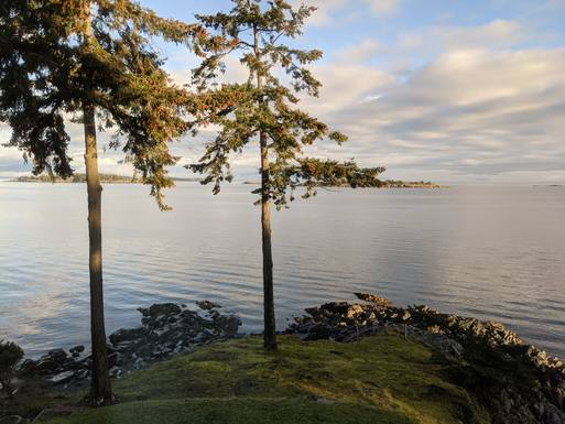 Bostadsbyte i Kanada,Nanoose Bay, British Columbia,Waterfront home,Home Exchange Listing Image
