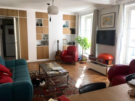 Boligbytte i  Frankrike,Paris, Paris,Beautiful flat near Montmartre,Home Exchange & House Swap Listing Image