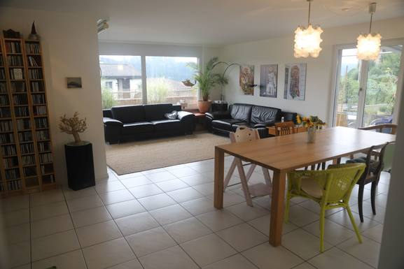 Bostadsbyte i Schweiz,Udligenswil, Luzern,Sunny 200 sqm appartment close to Lucerne,Home Exchange Listing Image