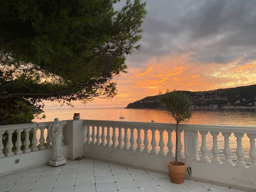 Home exchange in France,Saint jean cap ferrat, PACA,Roof top terrace overlooking the sea, jacuzzi,Home Exchange & Home Swap Listing Image