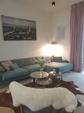 Home exchange in Belgium,Antwerpen, Antwerpen,Great  apartment in Antwerp,Home Exchange & Home Swap Listing Image