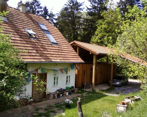 Home exchange country Avusturya,Söding St.Johann, Styria, Steiermark,old former winemakerhouse in Styria,Home Exchange Listing Image