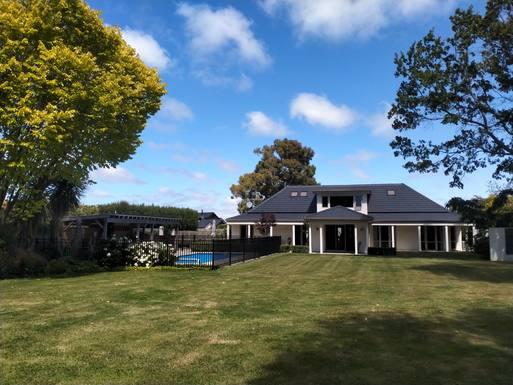 País de intercambio de casas Nueva Zelanda,Christchurch, Canterbury,New home exchange offer in Christchurch NZ,Imagen de la casa de intercambio